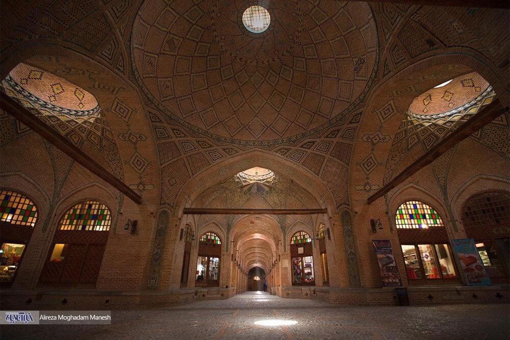تصاویر | سرای سعدالسلطنه،حسینیه امینیها،مسجد جامع کلیسای کانتور در باراجین