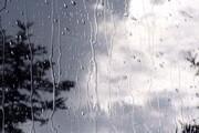 بارش پراکنده باران در بعضی استانها
