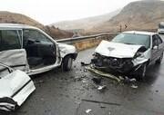 ۷ کشته و مصدوم در تصادف خونبار پژو و پراید