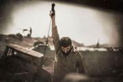 ببینید | سخنرانی تاریخی حاج احمد متوسلیان در مسجد پاوه ؛ سکانسی از فیلم ایستاده در غبار