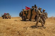 درخواست عراق برای توقف عملیات نظامی ترکیه