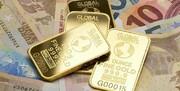 قیمت جهانی طلا در هر اونس ۲ دلار گرانتر شد