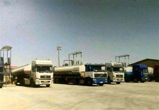 سهمیه سوخت مرزنشینان تعیین شد