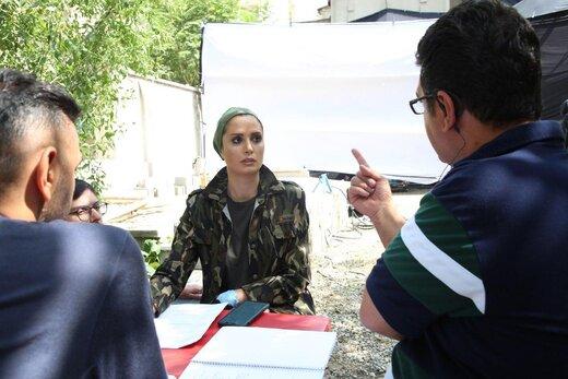 بازیگر زن مشهور لبنانی وارد ایران شد