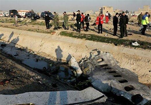 روزنامه اعتماد: چرا غرامت قربانیان سقوط هواپیمای اوکراینی از جیب ملت پرداخت شد؟