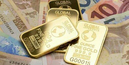 افزایش شمار مبتلایان به کرونا، طلا را گران کرد
