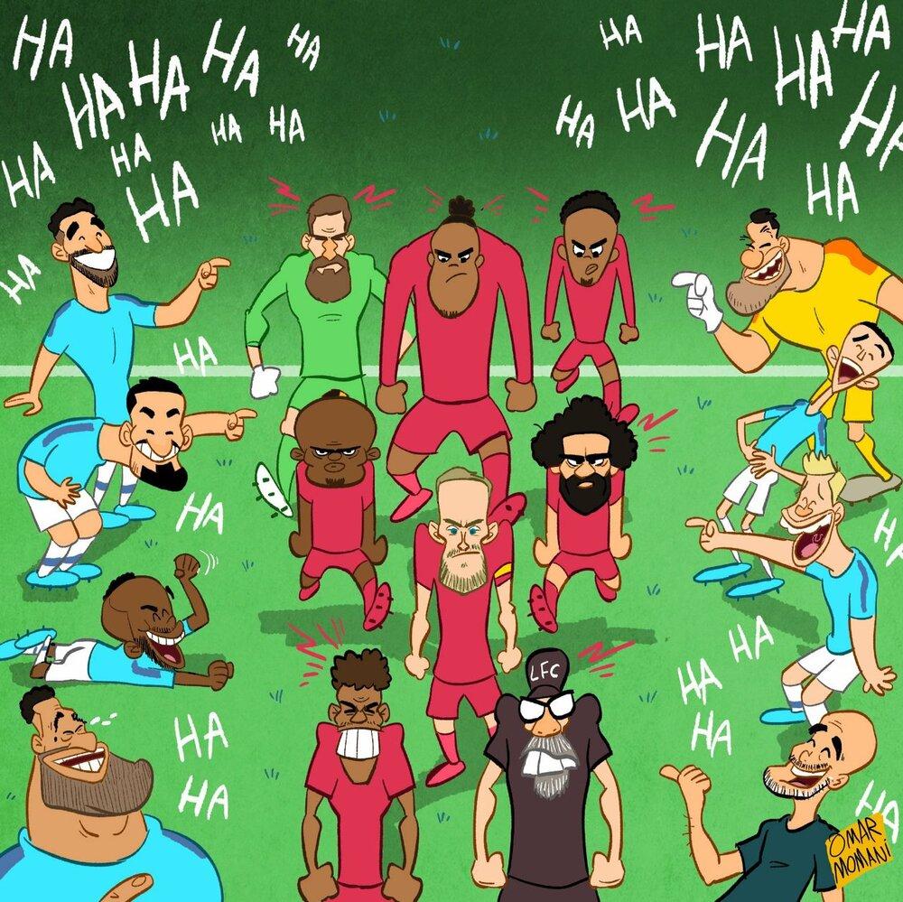 ببینید: قهرمان لیگ برتر سوژه خنده شد!