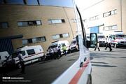 توضیحاتی درخصوص توقیف یک دستگاه آمبولانس پلاک شخصی توسط پلیس