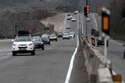 جادههای ورودی پایتخت ترافیک نیمه سنگین دارد