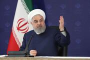 الرئيس روحاني ينوه بدور البلديات التنموي في البلاد