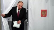 پوتین اهتزاز پرچم همجنسگرایان بر فراز سفارت آمریکا را مسخره کرد