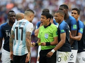 توقعی بیجاست که فینال جامجهانی قطر را سوت بزنیم!
