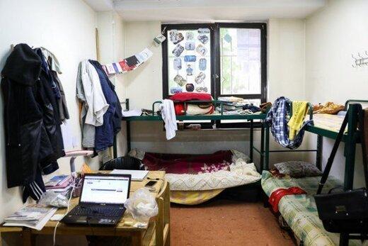 دانشجویان برای حضور در خوابگاه این دانشگاه باید گواهی سلامت بدهند