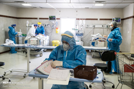 بیمارستان، مکان برگزاری کنکور داوطلبان مبتلا به کرونا