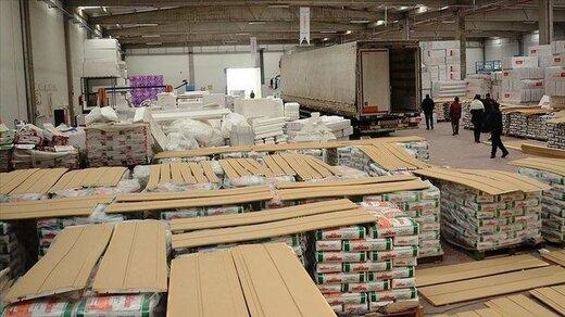 تاختوتاز گرانی در بازار مسکن و مصالح ساختمانی