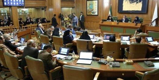 جلسه ویژه شورای شهری با شهردار برای بررسی آتشسوزی در کلینیک سینا مهر
