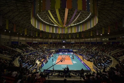 Iran to host FIVB Nations League's 4th week