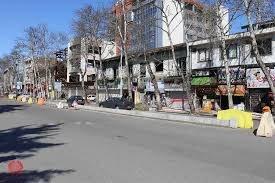 خیابان امام گرگان تبدیل به پیادهراه میشود