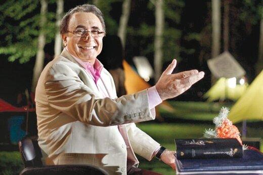اسماعیل آذر، مجری باسابقه رادیو و تلویزیون تجلیل شد/ عکس