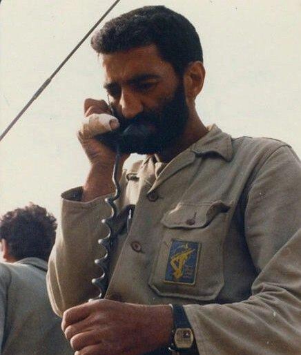 فرماندهای که در تاریخ گُم شد + تصاویر