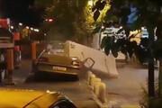 ببینید   خودرویی که بخاطر اشتباه راننده جرثقیل پودر شد!