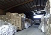 بیش از یک میلیون جفت دستکش احتکاری کشف شد