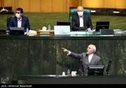 بحث داغ کاربران خبرآنلاین درباره رفتار نمایندگان مجلس با ظریف