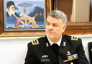 فرمانده نیروی دریایی ارتش: به دنبال توسعه تمدن دریایی هستیم