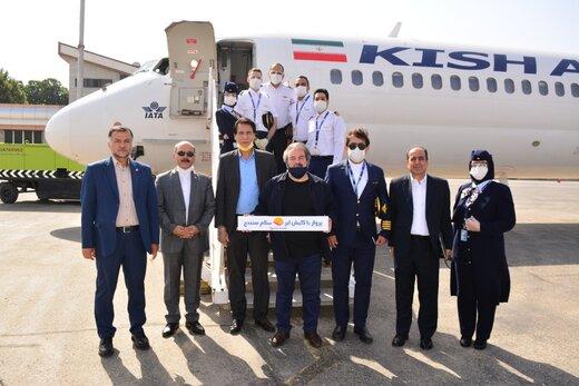 پروازهای فرودگاه سنندج برقرار شد/ تحقق مطالبه مردم کردستان در حوزه حمل و نقل