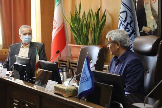 ترسیم افق های جدید همکاری سازمان منطقه آزاد انزلی و دانشگاه شهید بهشتی