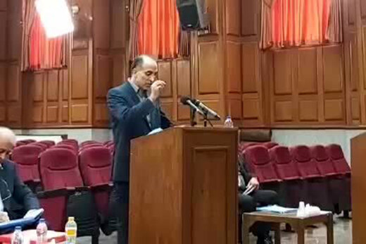 ببینید | دفاعیات وکیل دانیالزاده از موکلش در هشتمین دادگاه طبری