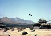 این سامانه موشکیایرانی همزمان چهار هدف متخاصم را منهدم میکند /دهلاویه چطور تانک های قدرتمند آبرامز و مرکاوا رانابود میکند؟+تصاویر