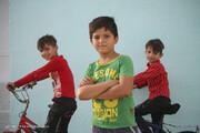 تصاویر | زندگی کودکان در کوچههای رنگی دروازه غار