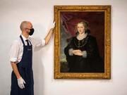 نقاشی روبنس بعد از ۱۴۰ سال پیدا شد