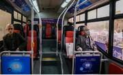 ۹۸ درصد مسافران اتوبوس از ماسک استفاده میکنند