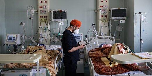 فوت ۱۶۰ بیمار کرونایی در شبانهروز گذشته/ این استانها در وضعیت قرمز قرار دارند