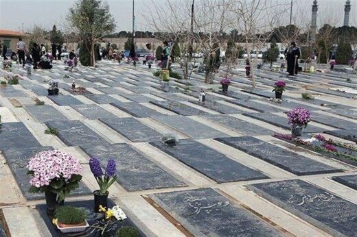 ببینید | مدیرعامل بهشت زهرا هشدار داد: افزایش چشمگیر فوتیهای کرونا در تهران