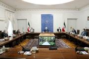 روحانی: هیجان زدگی کاذب نباید بورس را متاثر کند