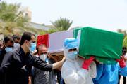 ببینید | ضجههای عضو یکی از خانوادههای شهید مدافع سلامت: رحم کنید!