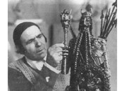مجسمههای آهنی مش اسماعیل به نمایش درمیآیند