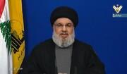 اولین واکنش دبیرکل حزبالله به فرافکنیها درباره انفجار بیروت
