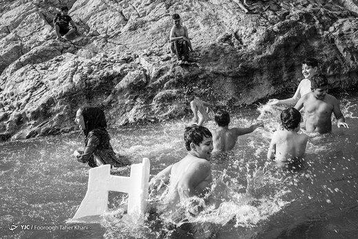 غرق در کرونا