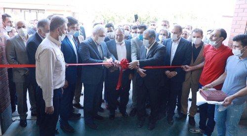 یک واحد تولیدی دانش بنیان در قزوین افتتاح شد