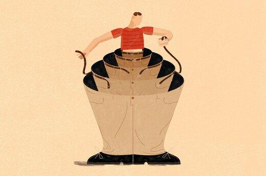 از تیروئید تا افسردگی؛ چرا بیدلیل چاق میشویم؟