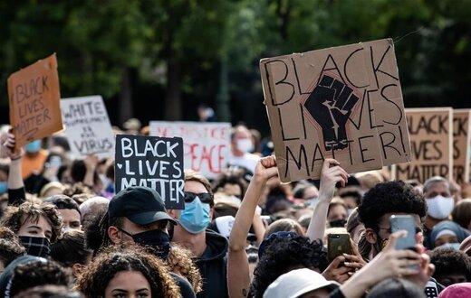 چرا اعتراضات آمریکا به اروپا کشیده شد؟