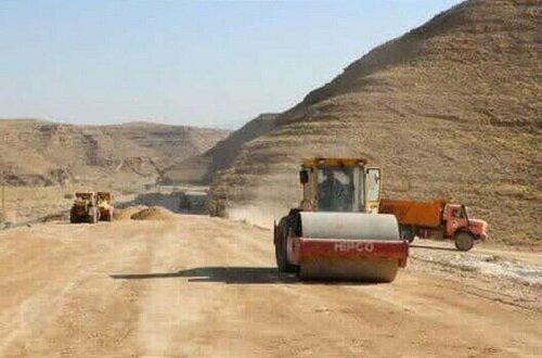 ۱۴ پروژه ملی در حوزه راهسازی آذربایجانشرقی در حال اجراست