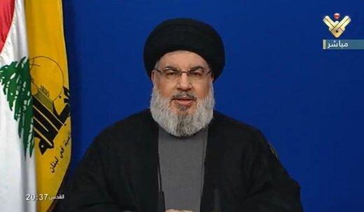 نصرالله الگوی اقتصادی ایران در برابر تحریمهای ۴۰ ساله را ستود