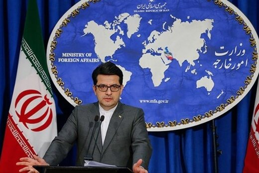 Iran not accepting Europe's middle-course stance: Spox