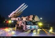 این سامانه موشکی، چشم بینای نیروهای مسلح ایران در شکار پرندههای نظامی است/سوم خرداد مجهز به سامانه الکترواپتیکی شد+تصاویر