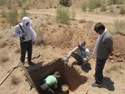 آغاز کاوش باستانشناسی در محوطه تاریخی تل خاکستر شاهرود